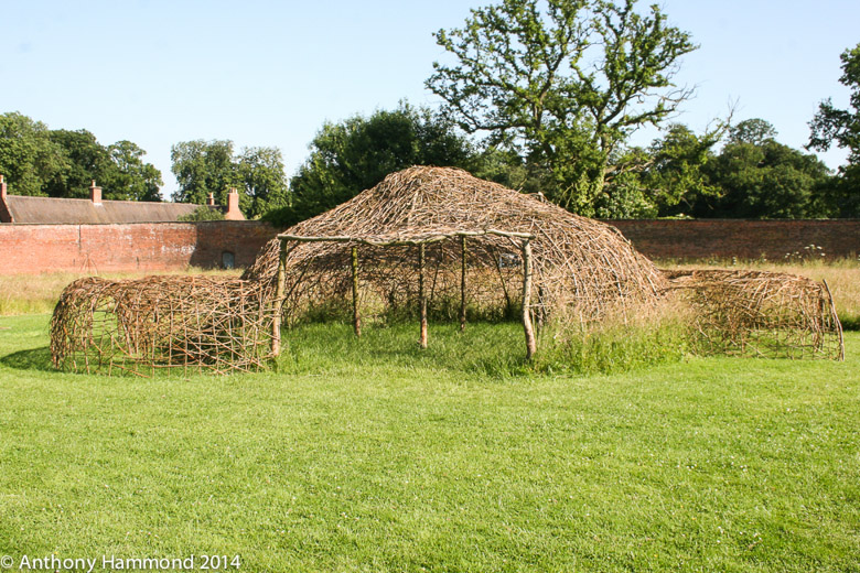 Calke willow dome