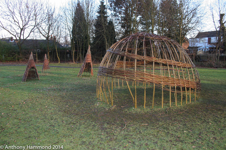 Brererton willow dome